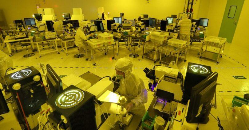 Le Sénat investit 120 milliards de dollars dans la science pour contrer la Chine