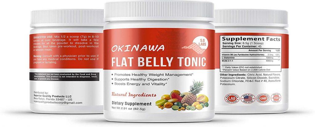 Okinawa Flat Belly Tonic - Soupl