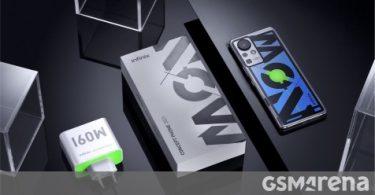L'Infinix Concept Phone 2021 prend en charge la charge rapide de 160 W, passe de 0 à 100 % en 10 minutes
