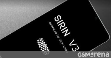 Le V3 de Sirin est un Galaxy S21 à 2 650 $ axé sur la sécurité