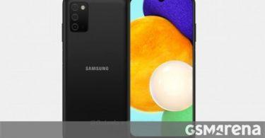 Le Samsung Galaxy A03s obtient le feu vert de la FCC et révèle la capacité de la batterie