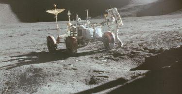 Anniversaire d'Apollo 15: il y a 50ans, la NASA mettait une voiture sur la Lune