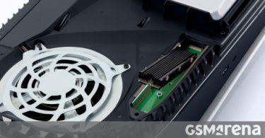Une mise à jour majeure active le lecteur M.2 de PlayStation 5, améliore le streaming de jeu et plus encore