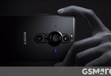 Les promotions Sony Xperia Pro-I mettent en évidence les capacités photo et vidéo